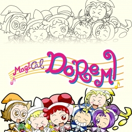 Yann Williams, magical doremi, ojamajo doremi