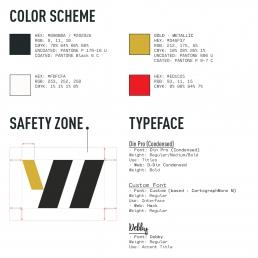Yann Williams · Brand Guidelines