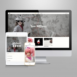 Yann Williams · Creative Responsive Website