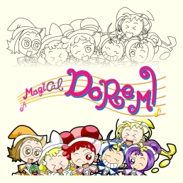Yann Williams, Ojamajo Doremi, Magical Doremi Chibi