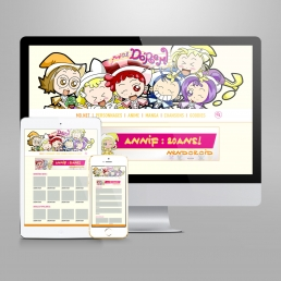 Yann Williams, Ojamajo Doremi, Magical Doremi 20th anniversary