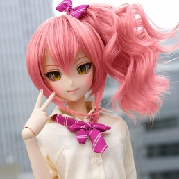 SmartDoll Jougasaki Mika by Danny Choo · Makeup Yann Williams